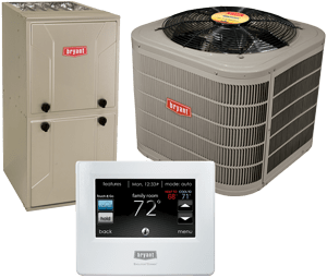 Bryant HVAC Products